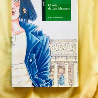 El robo de Las Meninas de Luisa Villar Liébana