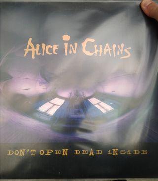 Alice in chains Don't open dead inside LP