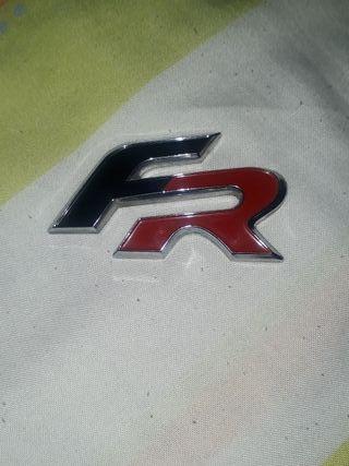 logotipo FR