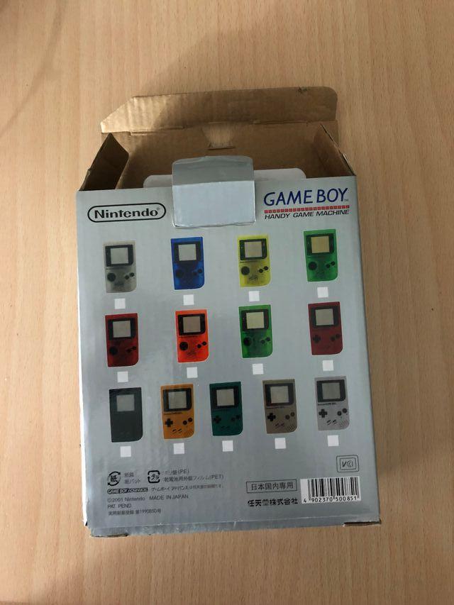 Nintendo GameBoy DMG-01 + juego