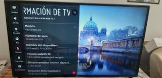 "LG UHD TV Smart 4K 49"" Full HD"