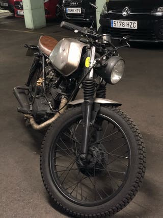 Cafe racer montesa
