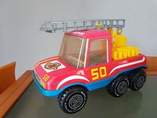 Camion Bomberos Obertoys
