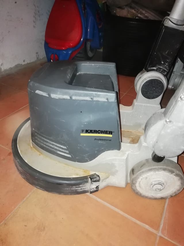 pulidora limpiadora