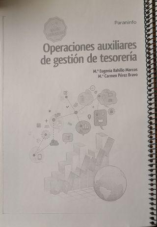 libros de 1° de Grado Medio de aux. administrativo