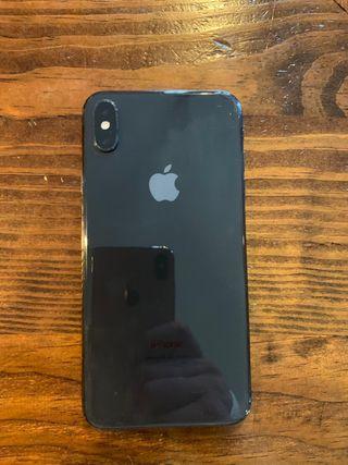 Se vende iPhone xsmax 64 gb