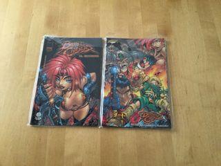 Battlechasers, colección de comics