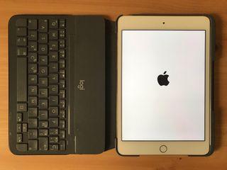 OFERTÓN!! iPad mini 4, 128gb + teclado Logitech