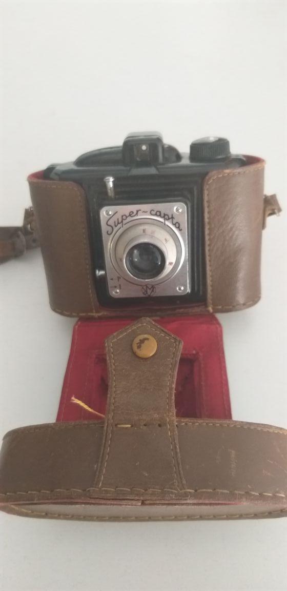 Cámara fotos antigua / camera fotos antiga