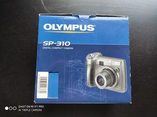 Cámara de fotos Olympus SP-310
