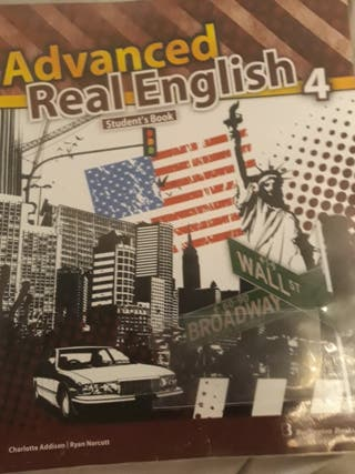 Libro inglés (Advance Real English) Student's book