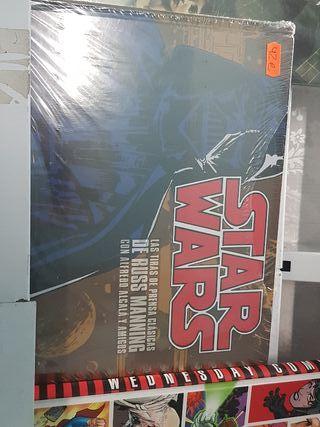 star wars las tiras de prensa clasica russ manning
