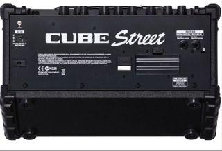 Roland Cube Street Amplifier - Black