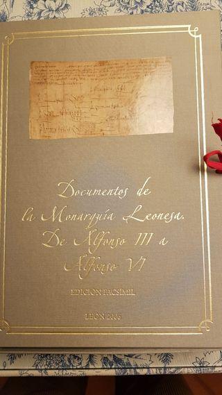 Documentos de la Monarquía Leonesa
