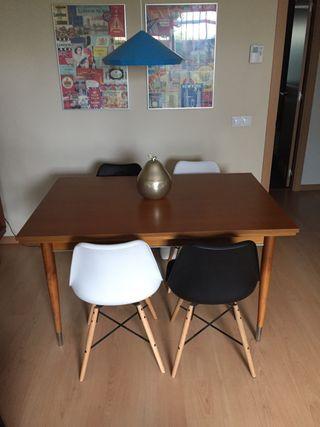 Mesa Vintage Francesa comedor