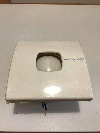 Extractor cata-silentis de baño