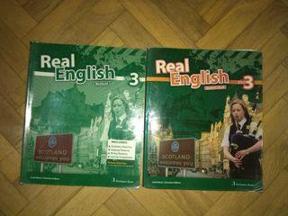 "Se vende libro de Ingles ""Real English"" 3°Eso"