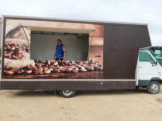 camión para Food Truck o autocaravana