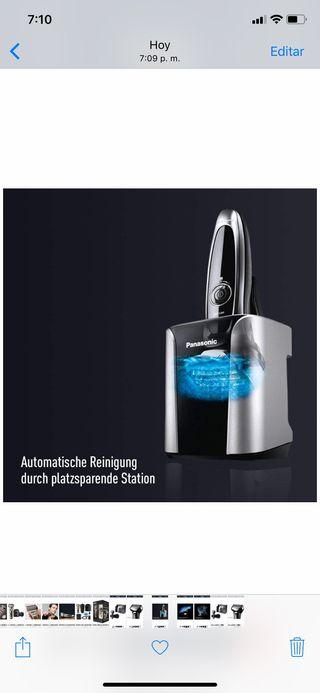 NUEVO - Panasonic ES-LV95 Máquina de afeitar