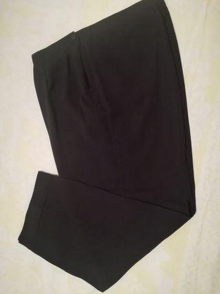 Pantalón mujer talla grande