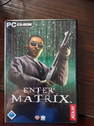 Enter Matrix para Pc