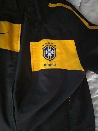 chaqueta nike equipo Brasil