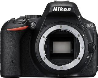 cámara reflex . Nikon D5500 + 16-85mm