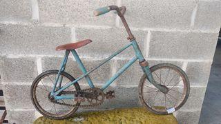 mini bicicleta niño antigua