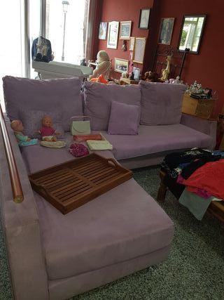 sofá chailongue