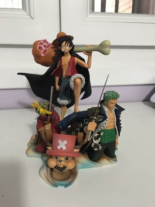 One piece desktop real McCoy 01