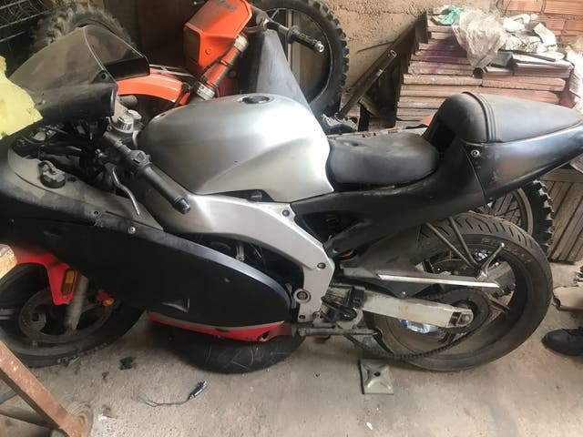 Despiece aprilia rs 49