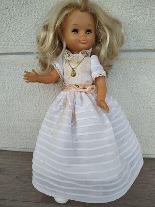 muñeca nancy pecosa
