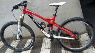bicicleta specialized 26 pulgadas
