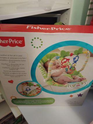 hamaca bebe en caja