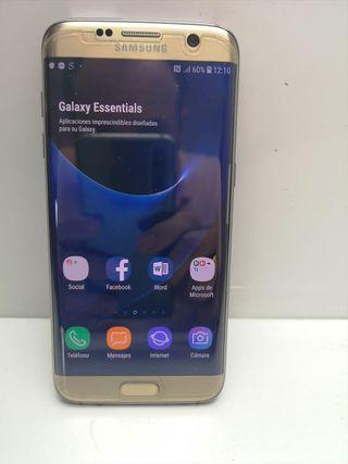 Samsung Galaxy S7 Edge gold 32GB Libre