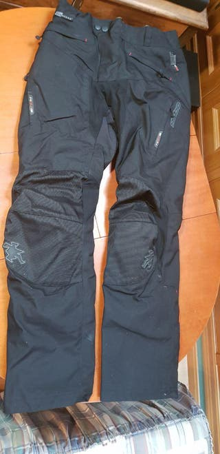 Pantalón moto cordura