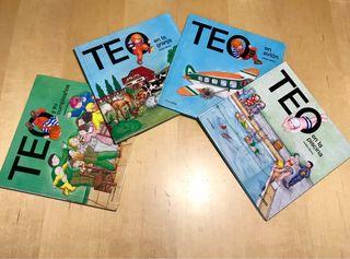 """Libros de """"Teo"""""""