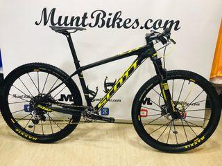 Bicicleta BTT Scott Scale RC 27.5 talla M