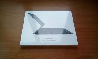 Teclado Apple iPad Pro Smart Keyboard folio españo