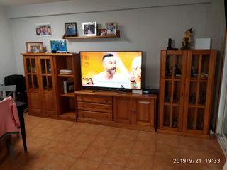 MUEBLES SALON Y ENTRADA