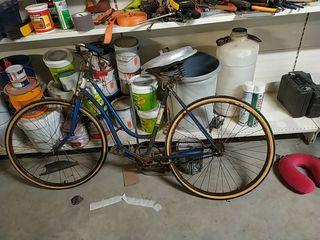 bici antigua orbea