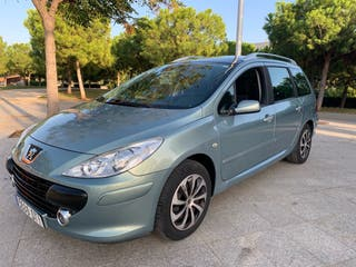 Peugeot 307 HDI..7 plazas