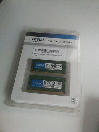 Memoria MacBook pro