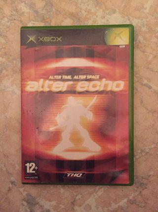Juego Xbox Alfer echo