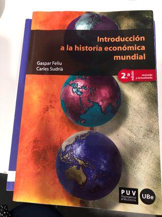 Libro Historia Económica