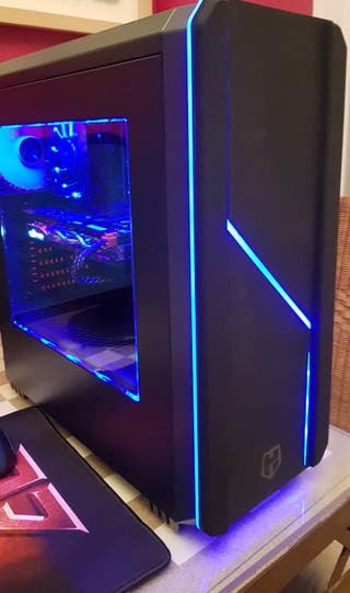PC Gamer i5, 16Gb Ram, RX470, SSD