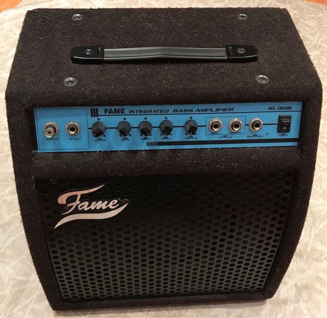 Combo amplificador bajo eléctrico
