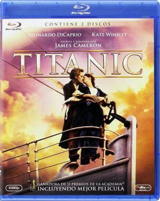 TITANIC BLU-RAY NUEVO