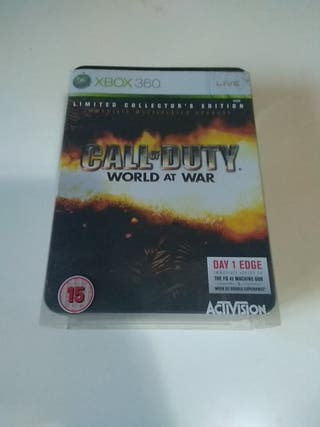Call of duty wow collector xbox360