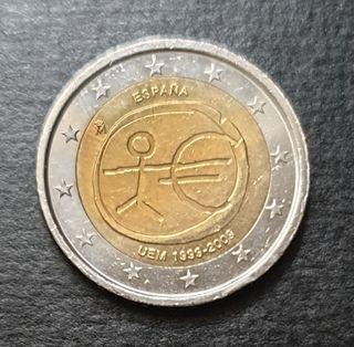 Dos euros conmemorativos de España 2009